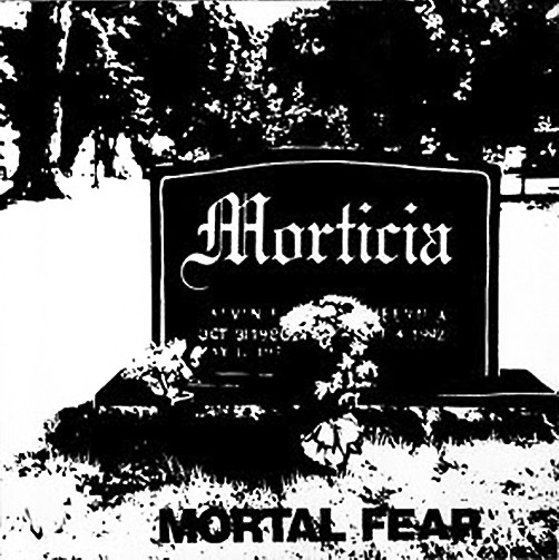 "Clip zu MORTICIA Rereleases: ""Mortal Fear"""