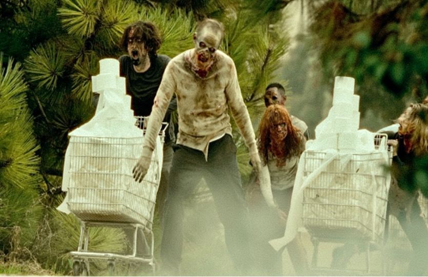 FIVE FINGER DEATH PUNCH  – 'Living The Dream' Videopremiere