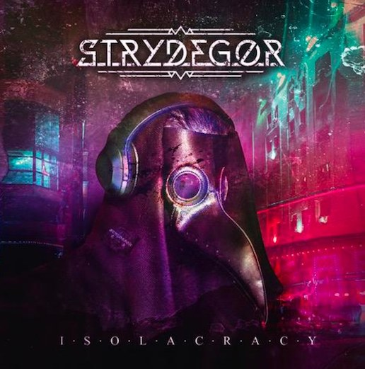 STRYDEGOR – 'World In Your Hands' Video