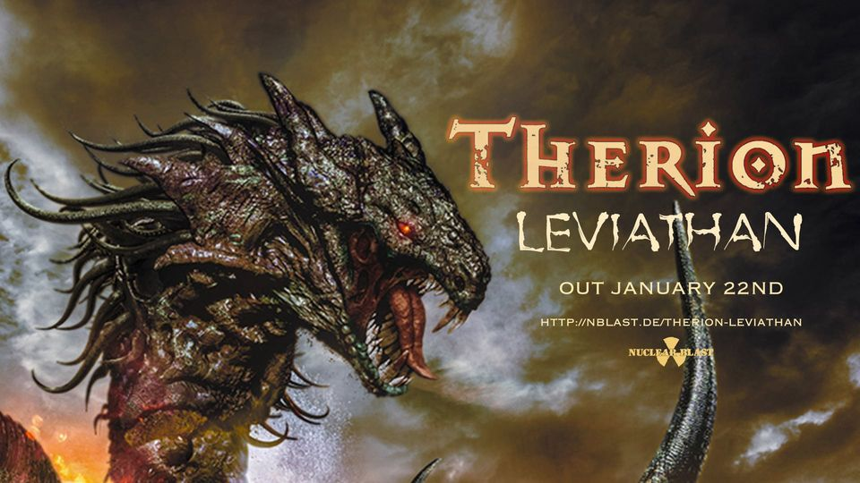 THERION – 'Tuonela' Clip gelauncht