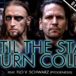 DIVIDED feat. Flo V. Schwarz von PYOGENESIS – 'Until The Stars Turn Cold' Video