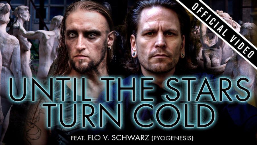 DIVIDED feat. Flo V. Schwarz von PYOGENESIS – 'Until The Stars Turn Cold' Video