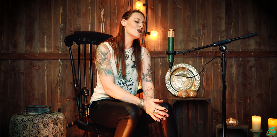 NIGHTWISH Sängerin FLOOR JANSEN – 'Alone' von HEART