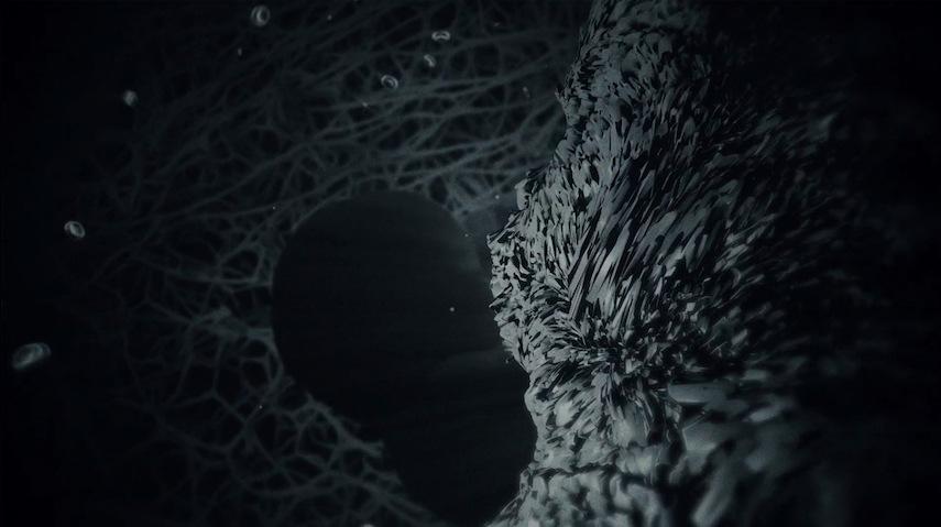 Ambient Black Metal : MITOCHONDRIAL SUN mit 'Sju Pulsarer' Video