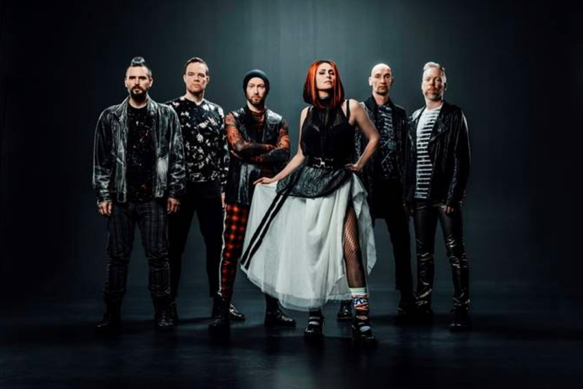 WITHIN TEMPTATION – Neuer Song 'The Purge'