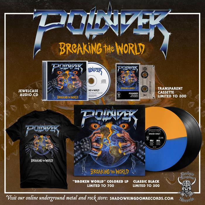 True Metal mit POUNDER: neuer Song online