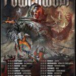 Powerwolf kündigen Wolfsnächte-Tour für 2021 an