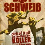 """SICK OF IT ALL – Überraschen Fans mit 'Deep State' Clip und Autobiographie """"Blut & Schweiß"""""""