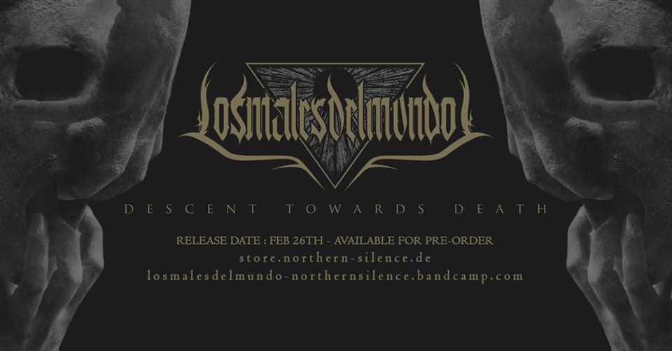 Argentinischer Black Metal mit LOS MALES DEL MUNDO