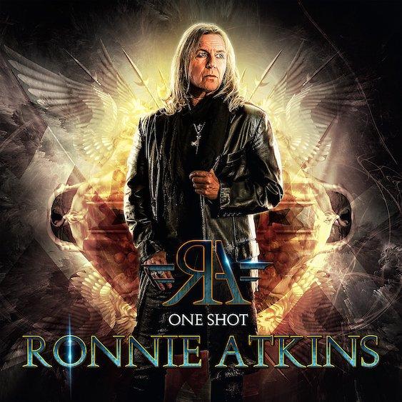 RONNIE ATKINS (Pretty Maids) – 'One Shot' Videopremiere