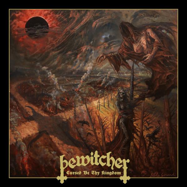BEWITCHER – dirty Heavy Metal bei der 'Satanic Magick Attack'
