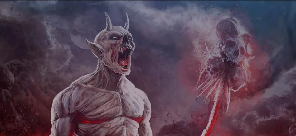 Power Metaller BLOODBOUND – 'When Fate Is Calling' Clip