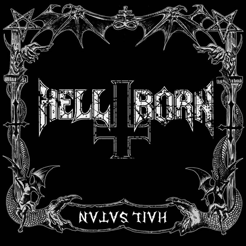 HELL-BORN (feat. BEHEMOTHs Nergal ) – Video für 'Blakk Metal'