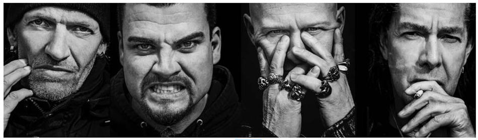 HELLTRAIL – Heavy Rocker auf der harten Seite 'Constant Resistance' Video