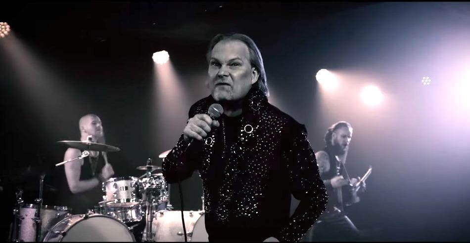 JORN – Bewirbt sich für den European Song Contest: 'Faith Bloody Faith' Video