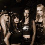 NERVOSA – Videopremiere für neuen Song 'Under Ruins'