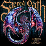 SACRED OATH geben Cover & Tracklist des neuen Albums bekannt!