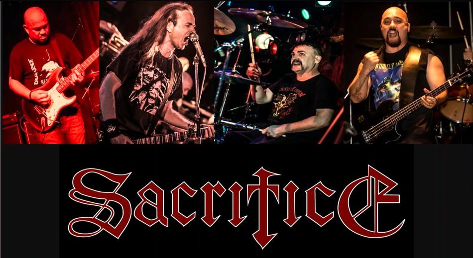 SACRIFICE – 'World War V' in neuer Version