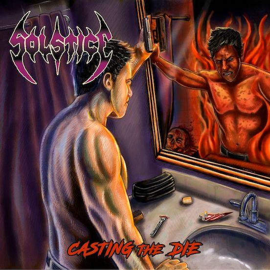 SOLSTICE – Die Death-Thrasher kehren mit neuem Album zurück