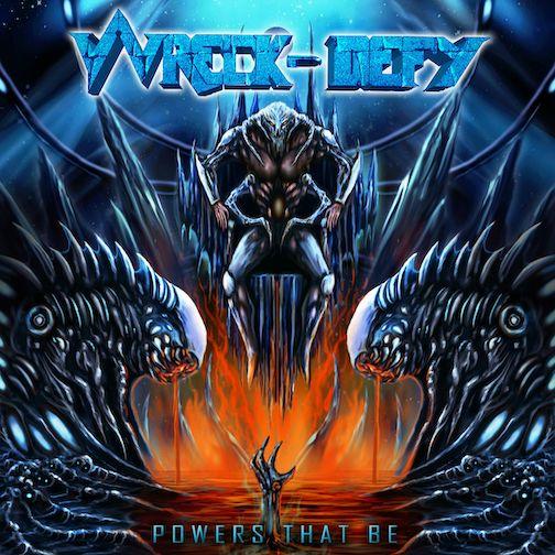 WRECK-DEFY (Annihilator, Testament, Malevolent Creation Member) – 'Scumlord'