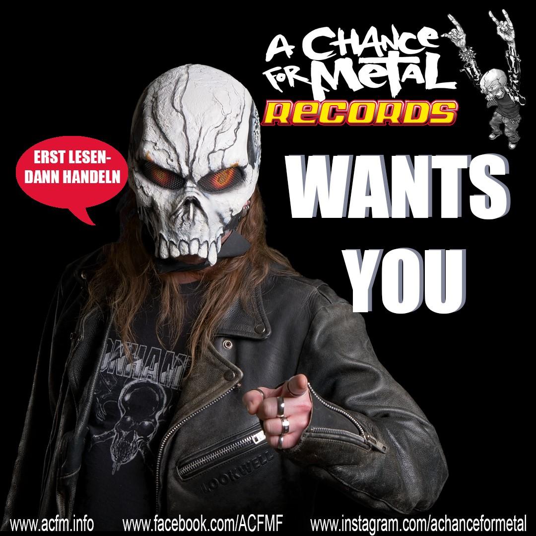 ACFM-Records startet Bandcontest für Vertriebsdeal