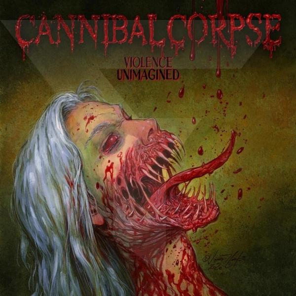 You are currently viewing CANNIBAL CORPSE  – neue 'Murderous Rampage' Single