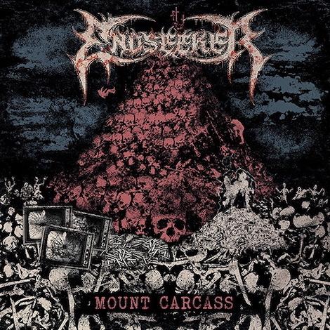 """ENDSEEKER – Full Album Stream von """"Mount Carcass"""""""