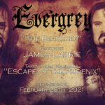 EVERGREY – 'The Beholder' mit Dream Theaters James LaBrie