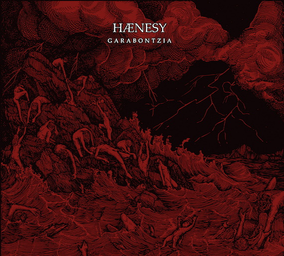HÆNESY- neues Black Metal Futter mit 'Fate of the Depth'