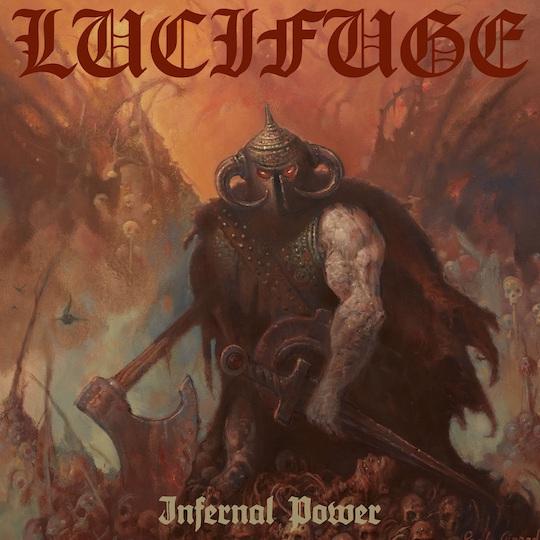 LUCIFUGE – Ancient Thrash Metal im 'Black Light of the Evening Star' Clip