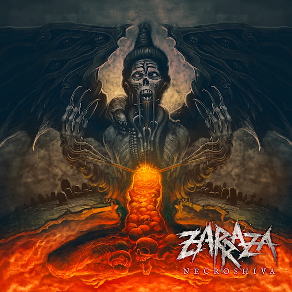 Extremes Metall von ZARRAZA – 'More Than Hate' Video