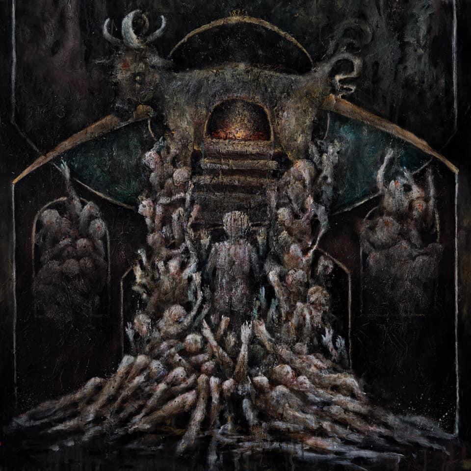 Brutaler Funeral Doom von FUOCO FATUO – 'Obsidian Bulwark (Creation of the Absurd)'