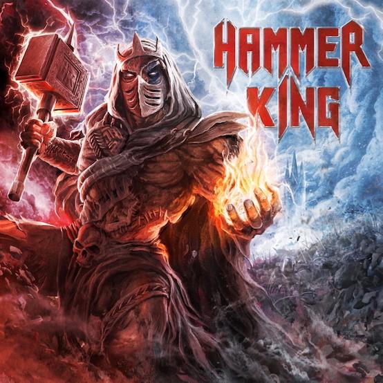 HAMMER KING – veröffentlichen neues Video  für 'Awaken The Thunder'