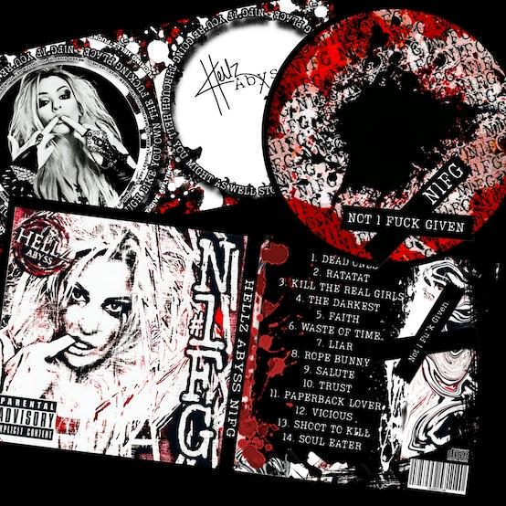 "HELLZ ABYSS – Klassischer Ladies Hard Rock ""N1FG"" Debüt"