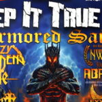 KEEP IT TRUE FESTIVAL streamt Episode VIII mit LIZZY BORDEN, ARMORED SAINT, ABBATOIR, EXUMER u.v.m.