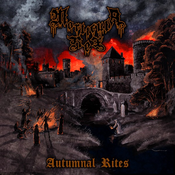 You are currently viewing Death-Goth von MORTICULA REX – 'The Silence Within' & 'Autumnal Rites'