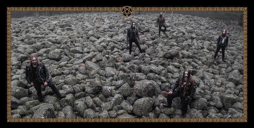 MALUM teasen Black Metaller mit 'Messiaan Kuolema' Track