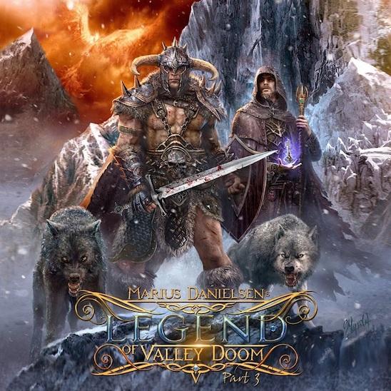You are currently viewing MARIUS DANIELSEN – Eine Metal gewordene Fantasy: 'The Sarlinian Bow'