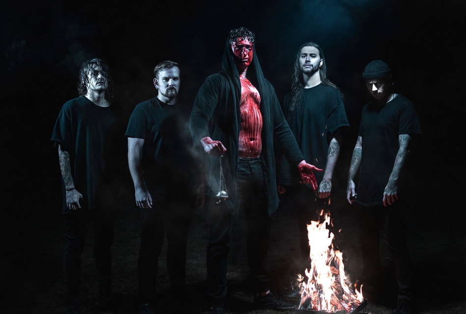 Brutal Black Death von MENTAL CRUELTY – 'Ultima Hypocrita' Video