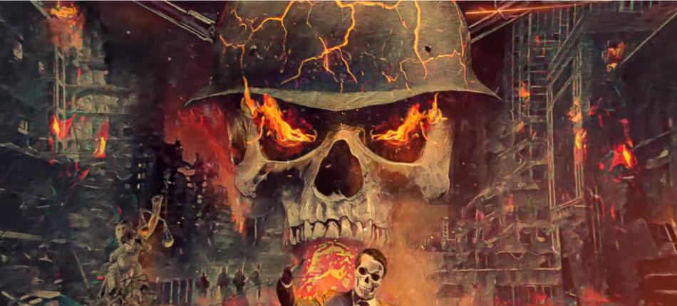 NERVOSA – (feat. Destructions Schmier)'Genocidal Command' Clip