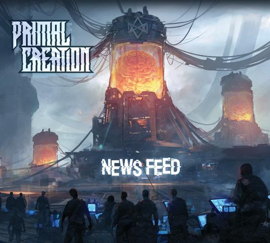 Neuer Thrash  aus Belgien – PRIMAL CREATION veröffentlichen 'Please Disperse' Clip
