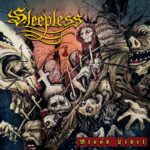 SLEEPLESS – locken old school Metalheads mit 'Deluded Hordes' Lyricvideo