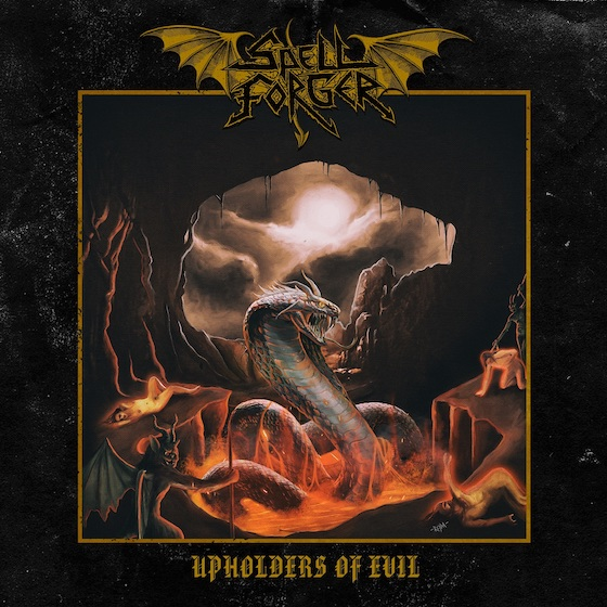 Old School Thrash aus Indonesien – SPELLFORGERs 'Lord of Possession'