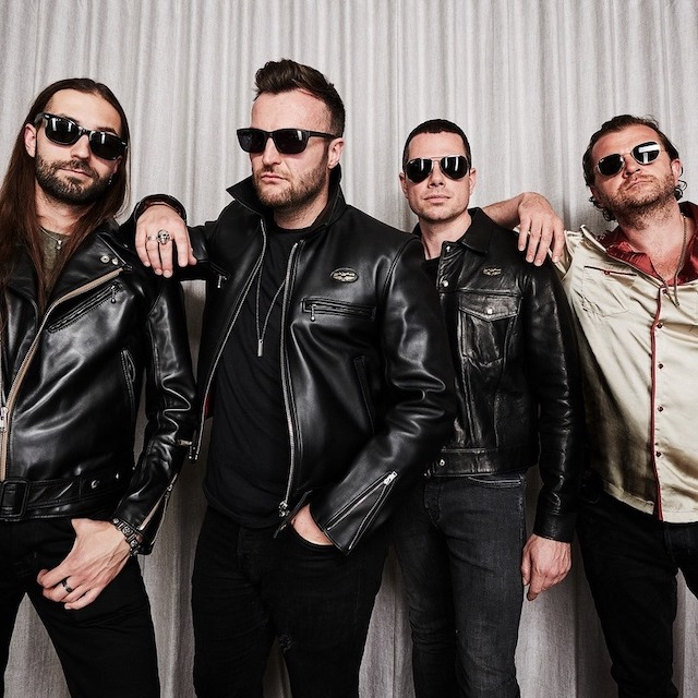 THE DUST CODA – Hard Rock'n Roller präsentieren ihr 'Jimmy 2 Times' Video