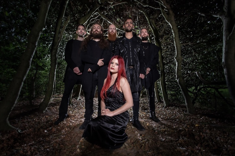 You are currently viewing Symphonic Prog Gothic Metal BLACKBRIAR– 'Deadly Diminuendo' Clip