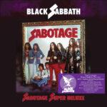 """BLACK SABBATH – Super Deluxe Edition von """"Sabotage"""" mit kompletter Liveshow von 1975"""