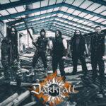 DARKFALL – Thrashing Death mit 'Tides Of War'