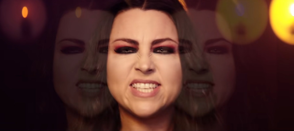 EVANESCENCE – Musikvideo für 'Better Without You'