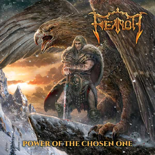 True Metaller FEANOR – Premiere für 'Power Of The Chosen One' Clip