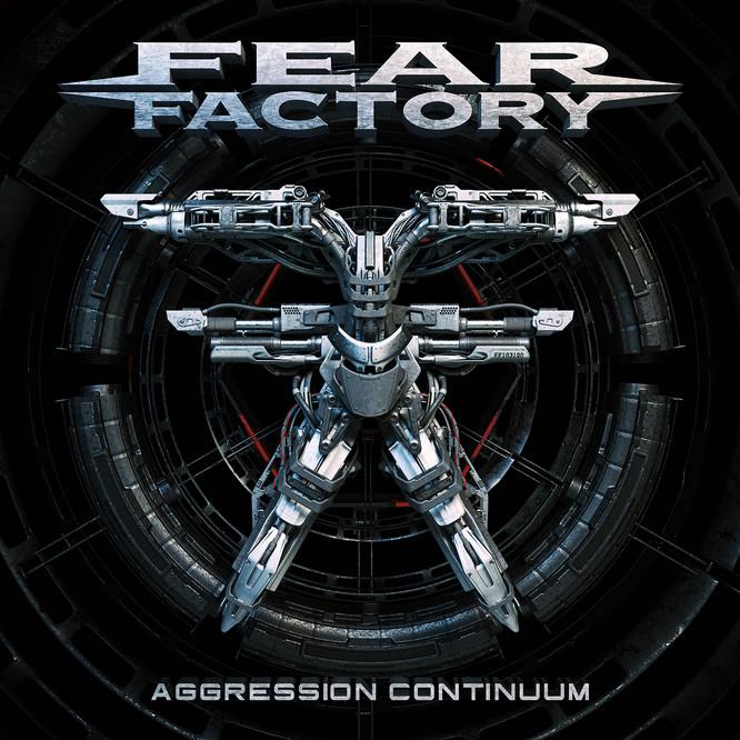 "FEAR FACTORY – ""Aggression Continuum"" angekündigt"